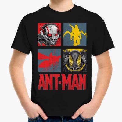 Детская футболка Человек-муравей