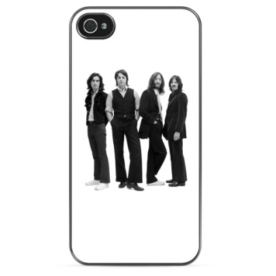 Чехол для iPhone The Beatles