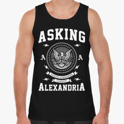 Майка Asking Alexandria
