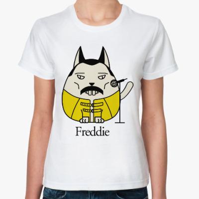 Классическая футболка Фредди Меркьюри