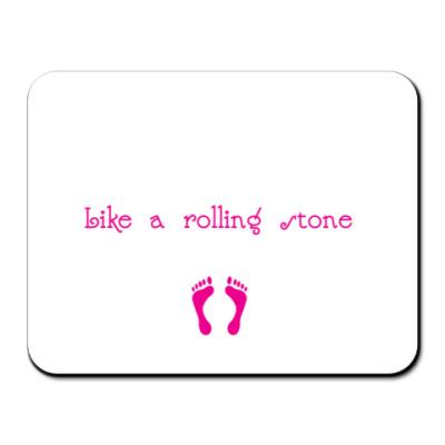 Коврик для мыши rolling stone