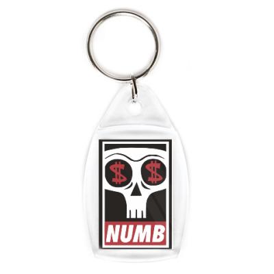 Брелок Numb