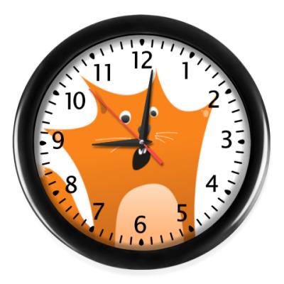 Настенные часы SQRL Panic
