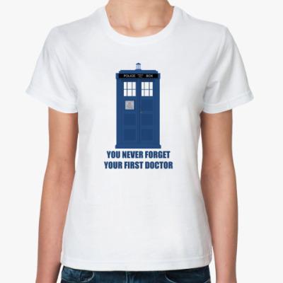 Классическая футболка Doctor