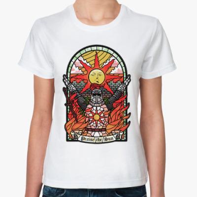Классическая футболка Praise the sun