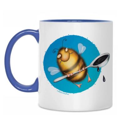 Кружка Кружка Пчела