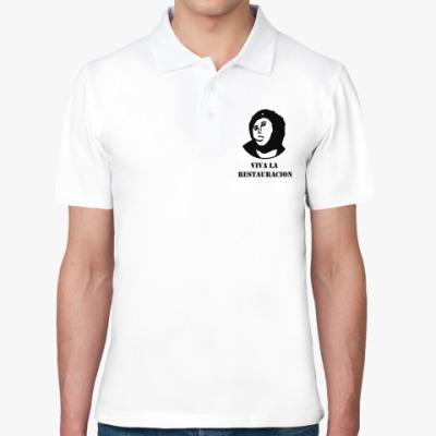 Рубашка поло  Viva la Restauration