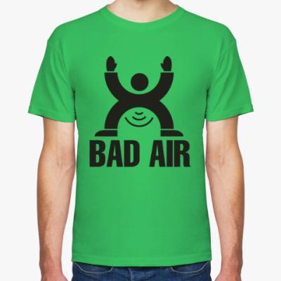 Футболка Плохой воздух