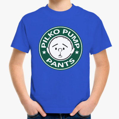 Детская футболка Pilko Pump
