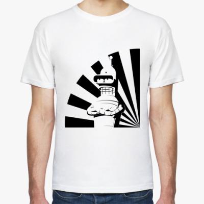 футболка «BEnder»