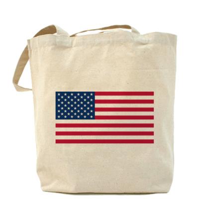 Сумка  Флаг США