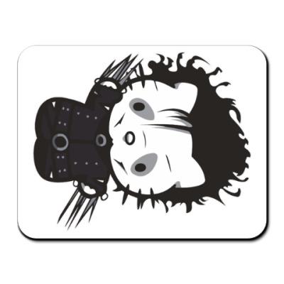 Коврик для мыши Китти Руки-ножницы