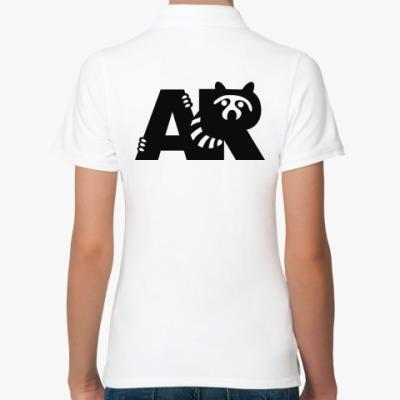 Женская рубашка поло Animal Rights