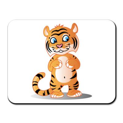 Коврик для мыши Тигра