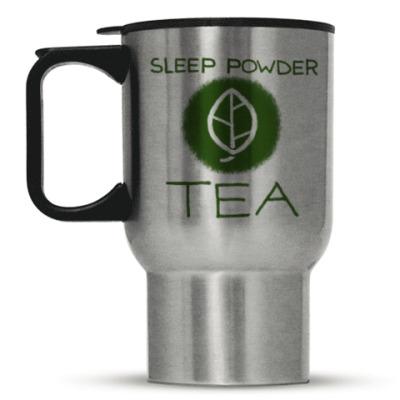 Кружка-термос Sleep Powder Tea Pokemon