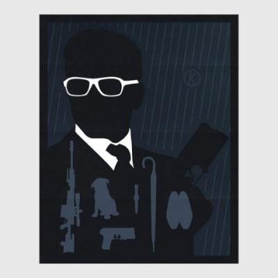Постер KIngsman: The Secret Service