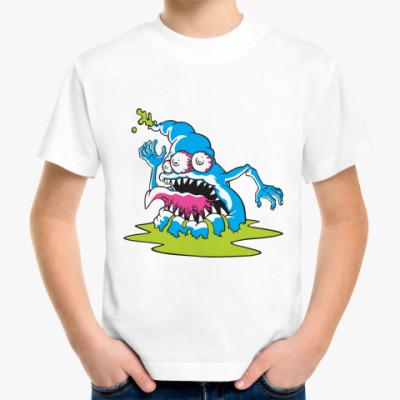 Детская футболка Детская футболка Monster