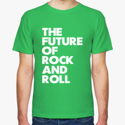 Футболка Rock and roll