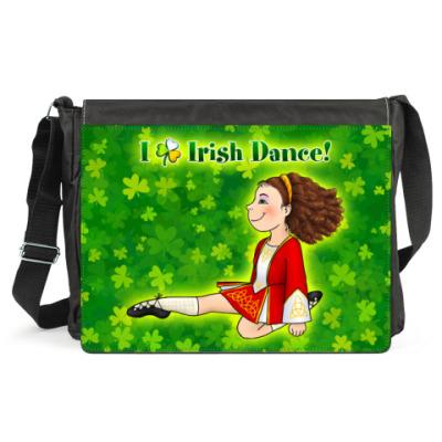 Сумка Irish dancing girl