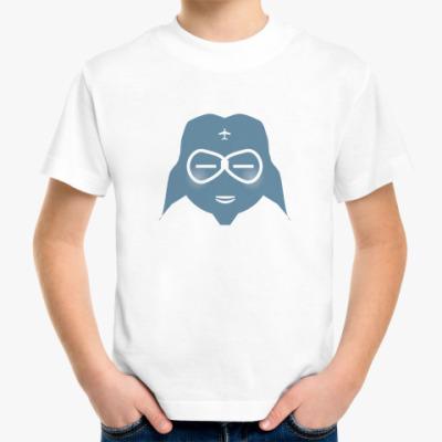 Детская футболка Летчик