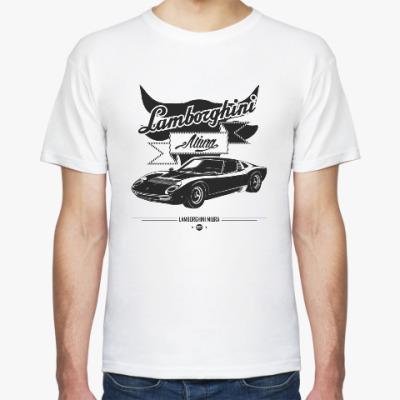 Футболка Lamborghini Miura