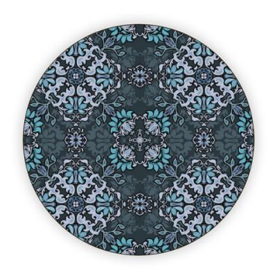 Костер (подставка под кружку) Цветочный дизайн