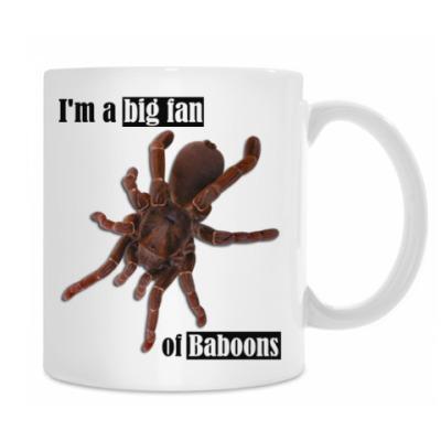 Кружка Baboons