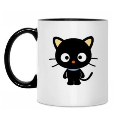 Кружка Кружка Chococat(черн.ручка)