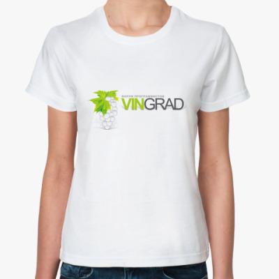 Классическая футболка Vingrad