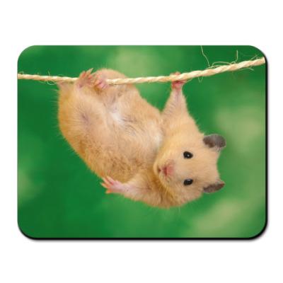 Коврик для мыши Хомяк