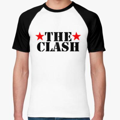 Футболка реглан The Clash