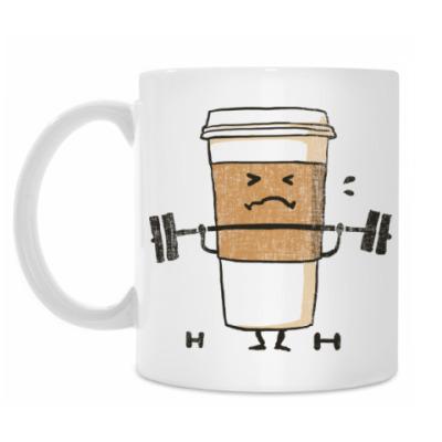 Кружка Крепкий Кофе