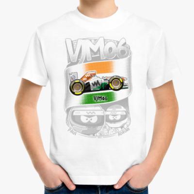 Детская футболка VM06