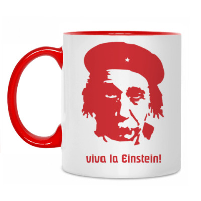 Кружка Einstein