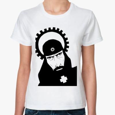 Классическая футболка  St. Fras