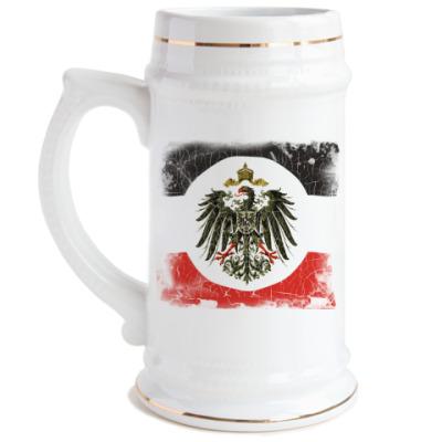 Пивная кружка Кайзеровская Империя