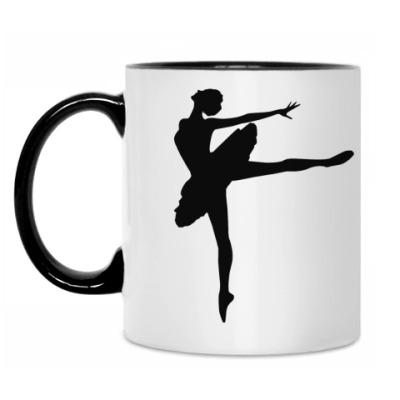 Кружка Балерина