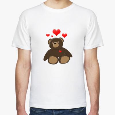Футболка Teddy in love Муж