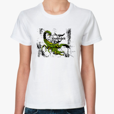 Классическая футболка  Lovemark