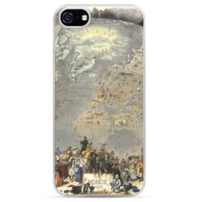 Чехол для iPhone Le Tour du Monde