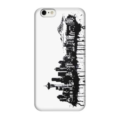 Чехол для iPhone 6/6s Seattle