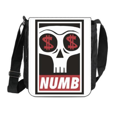 Сумка на плечо (мини-планшет) Numb