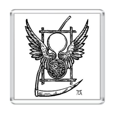Магнит `Символ Времени Дюрера` Мгнт