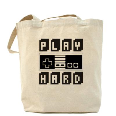 Сумка  'Play hard'