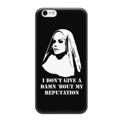 Чехол для iPhone 6/6s Avril Lavigne's reputation.