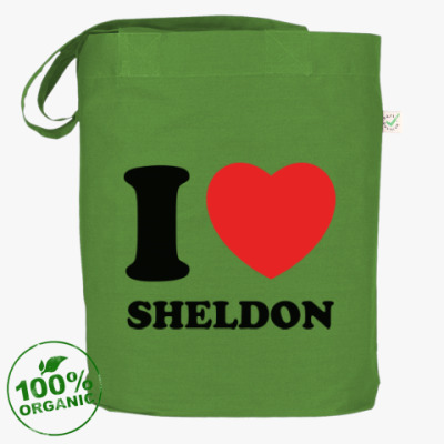 Сумка I Love Sheldon