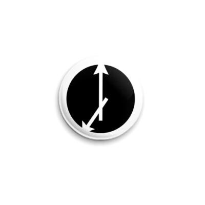 Значок 25мм Клеркенвилльский значок