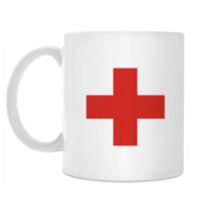 Кружка Красный крест