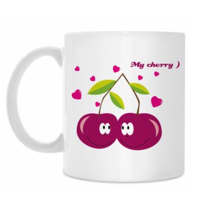 Кружка Cherry