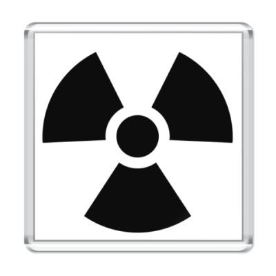 Магнит радиация